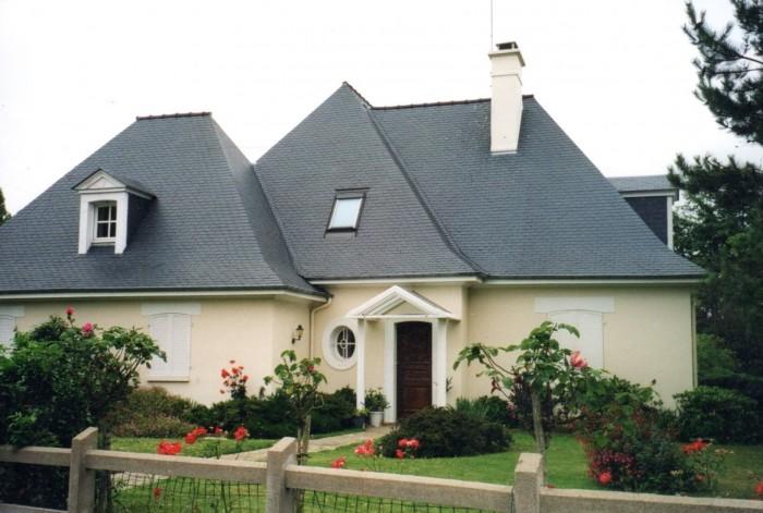 Démoussage toiture Vendée